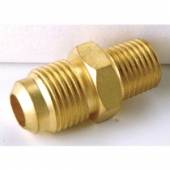 【E】Brass Tube Connectors