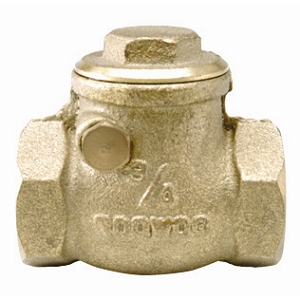 (05) Brass Swing Check Valve