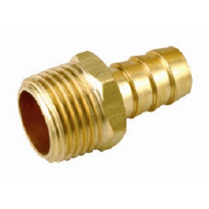 (09)Male / Hose Adaptor