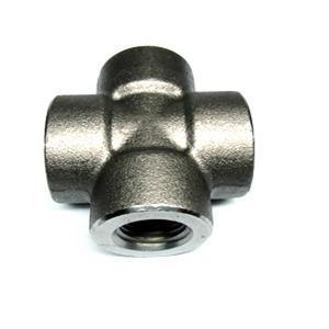 (11) 鍛造套焊十字通