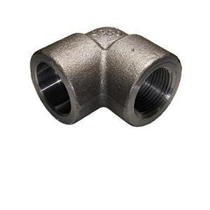 (03) 鍛造牙 X 套焊彎頭