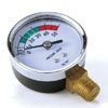 (01)CIRCULAR PRESSURE GAUGE (CAR WASHER)